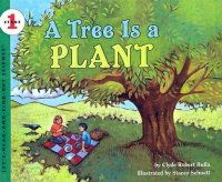 Let's Read and Find Out Science: A Tree Is A Plant, Stage 1
