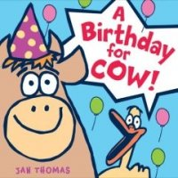 Birthday For Cow