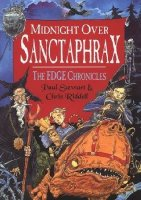 Edge Chronicles, Book 3:  Midnight Over Sanctaphrax