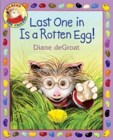 Gilbert and Friends: Last One In Is a Rotten Egg