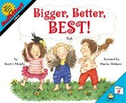 MathStart 2: Bigger, Better, Best! (Area)