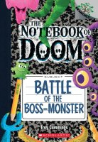 Notebook of Doom, #13:  Battle of the Boss Monster