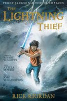 Percy Jackson and the Olympians, The Lightning Thief:  The Graphic Novel (Book 1)