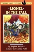lionel in the fall by stephen krensky