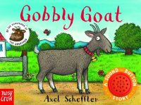 Gobbly Goat  (A Farm Friends Sound Book)