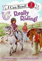 Pony Scouts:  Really Riding! (I Can Read! Level 2)