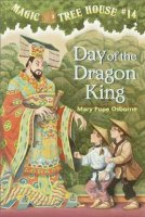 Magic Tree House Series, Book 14: Day of the Dragon-King