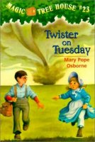 Magic Tree House Series, Book 23: Twister on Tuesday