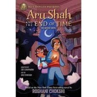 aru shah and the end of time graphic novel