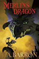 Merlin:  Merlin's Dragon, Book 6  (Originally published as:  Merlin's Dragon, Book 1:  Merlin's Dragon)