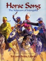 Horse Song   The Naddam of Mongolia
