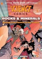 science comics rocks and minerals