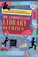 Mr. Lemoncello's Library Olympics  (Book 2)