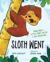 sloth went adam lehrhaupt