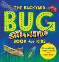 backyard bug book for kids