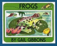 frogs gail gibbons