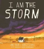 i am the storm yolen