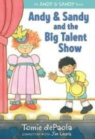 andy and sandy and the big talent show