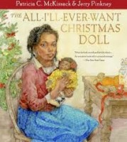 'll ever want christmas doll mckissack