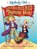 Judy Moody and Stink, Book 2:  The Mad, Mad, Mad, Mad Treasure Hunt
