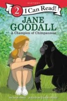 jane goodall a champion of chimpanzees