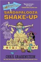 Welcome to Wonderland Book 3: Sandapalooza Shake-Up