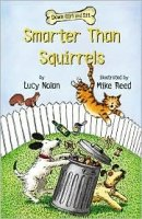 Down Girl and Sit:  Smarter Than Squirrels