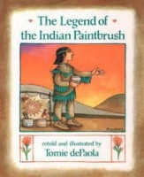 legend of the indian paintbrush tomie depaola