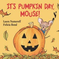 's pumpkin day mouse