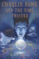 Charlie Bone, Book 2:  Charlie Bone and the Time Twister