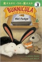Bunnicula:  Hot Fudge (Ready to Read Level 3)