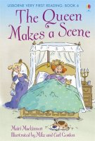 The Queen Makes a Scene  (Usborne Book 6)