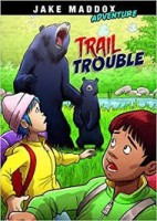 jake maddox trail trouble