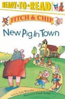 fitch and chip new pig in town