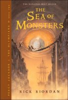 Percy Jackson and the Olympians, Book 2:  Sea of Monsters