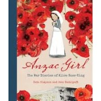 anzac girl war diaries of alice king ross