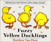 Fuzzy Yellow Duckling