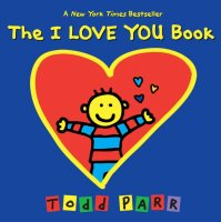 I Love You Book  (The I Love You Book)
