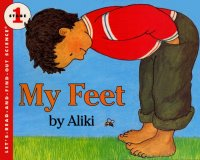 Let's Read and Find Out Science: My Feet, Stage 1