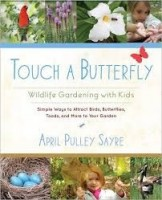 april pulley sayre  touch a butterfly
