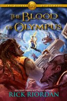 Heroes of Olympus: Blood of Olympus, Book 5  (Heroes of Olympus)