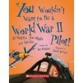 You Wouldn't Want To Be A World War II Pilot! Air Battles You Might Not Survive