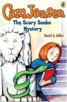 Cam Jansen and The Scary Snake Mystery
