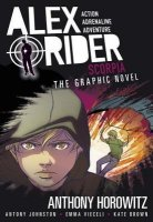 Alex Rider, Graphic Novel:  Scorpia   (Mission 5)