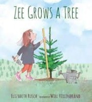 zee grows a tree