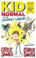 kid normal and the loudest library