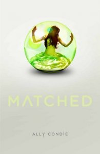 Matched Trilogy: Matched,  Book 1