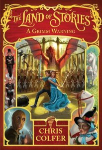 Land of Stories, Book 3:  A Grimm Warning
