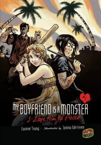 I Love Him to Pieces: My Boyfriend is a Monster, Book One