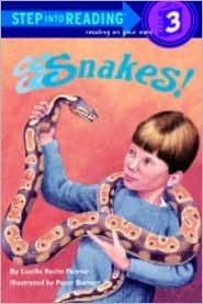 S-S-Snakes!  Step Into Reading  Step 3